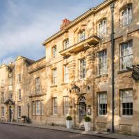 Vanbrugh House Hotel, hotel in Oxford