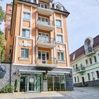 Sibirskoe Podvorie, hotel in Vladivostok