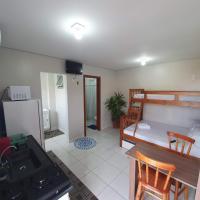 Kitnet Praia da Vila Imbituba, hotel em Imbituba