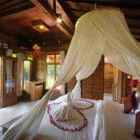 Pondok Sebatu Eco Lodge, hotel in Tegalalang