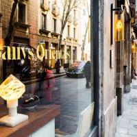 Hotel Banys Orientals, hotel in El Born, Barcelona