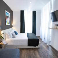Hotel Tergeste, hotel in Trieste