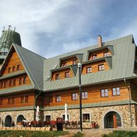 Kramářova chata – hotel w mieście Orličky
