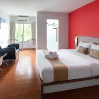 Eco Inn Prime Trang, hotel in Trang