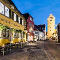 Romantik Hotel Zur Schwane, hotel in Volkach