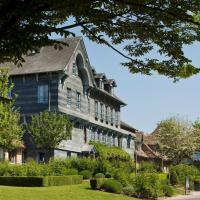 La Ferme Saint Simeon Spa - Relais & Chateaux, отель в городе Онфлёр