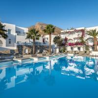 Santorini Kastelli Resort, hotel a Kamari