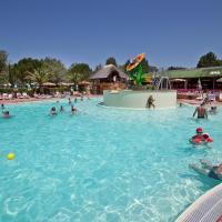 Camping Village Free Time, hotell i Marina di Bibbona