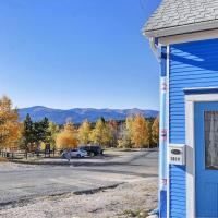 High Mountain Blue - Rustic & Charming, family friendly, hotel in Leadville
