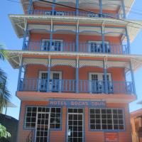 Hotel Bocas Town, hotel in Bocas Town