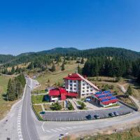 Hotel Coop Rozhen, hotel in Pamporovo