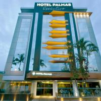 Hotel Palmas Executivo, hotel in Balneário Camboriú
