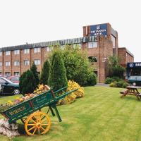Britannia Hotel Newcastle Airport – hotel w mieście Newcastle upon Tyne