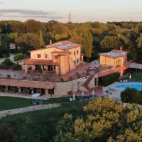 Agriturismo Podere S. Croce, hotel in Montemerano