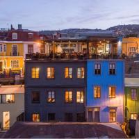 Fauna Hotel, hotel en Valparaíso