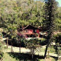 Pousada Nova Gironda, hotel in Paty do Alferes