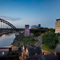Hilton Newcastle Gateshead, hotel in Newcastle upon Tyne