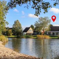 Beautiful home in Vlagtwedde w/ Indoor swimming pool, WiFi and 4 Bedrooms