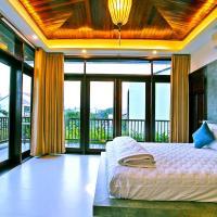 Azumi 01 bedroom balcony 2nd floor Apartment Hoian