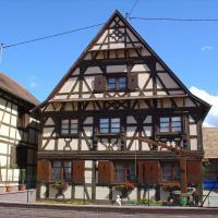 Gite d'Audrey et Jean, hotel in Uttenheim