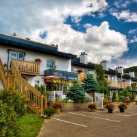 Motel Le JoliBourg, hotel em Saint-Sauveur-des-Monts
