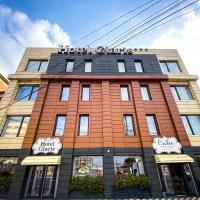 HOTEL GLARIS, hotel in Tîrgu Frumos