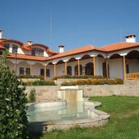 Шато Ветровитите Хълмове, hotel in Sliven