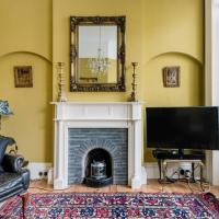 Classic Elegance - Regency Apartment with Period Features