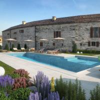 Villas Martincici with large pool