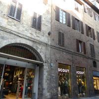 Albergo Cannon d'Oro, hotel in Siena