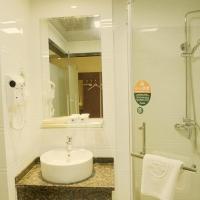 Greentree Inn Changzhou Changwu Gufang Road Express Hotel, отель в Чанчжоу