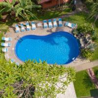 Hotel Los Ranchos, hotel in Jacó