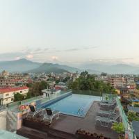 Dahlia Boutique Hotel, отель в Покхаре