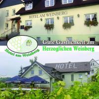 Hotel am Weinberg, hotel in Freyburg