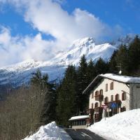 Hotel Spampatti, hotell i Castione della Presolana