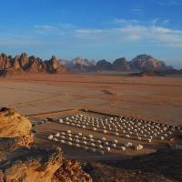 Wadi rum key camp, hotel in Wadi Rum