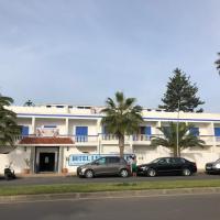 Le Lagon Bleu Oualidia, hotel in Oualidia