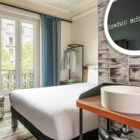Ibis Styles Hotel Paris Gare de Lyon Bastille, hotel in 12th arr., Paris