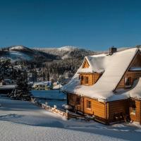 Chatka Pod Laskiem - Domki w górach, hotel in Soblówka