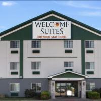 Welcome Suites-O'Fallon, hotel in O'Fallon