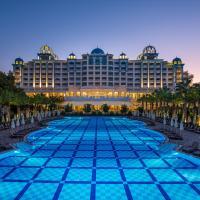 Rubi Platinum Spa Resort & Suites, hotel in Avsallar