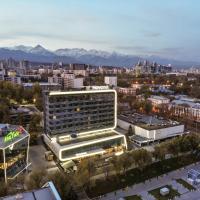 Novotel Almaty City Center, hotel in Almaty
