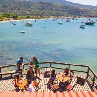Che Lagarto Hostel Ilha Grande, hotel in Abraão