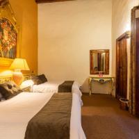 Hosteria del Frayle, hotel in Guanajuato