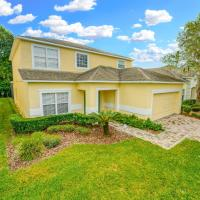 1219 Gorgeous Home w/3-Master's*Games Rm*Themed RM, hotel in Kissimmee