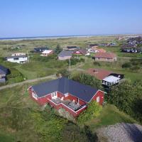 Rømøhus, hotel i Lakolk