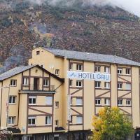 HOTEL GRIU, hotel in Encamp