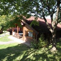 Romantikhütten 1 & 24, Hotel in Stamsried
