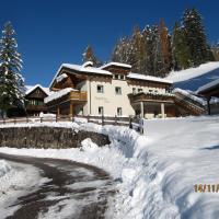 Magdalenablick, hotel en Funes