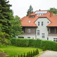 Villa Lessing – hotel w Polanicy Zdroju